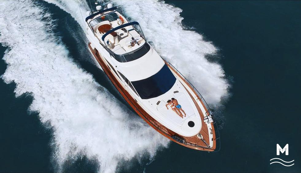 astondoa 66 boat rental ibiza