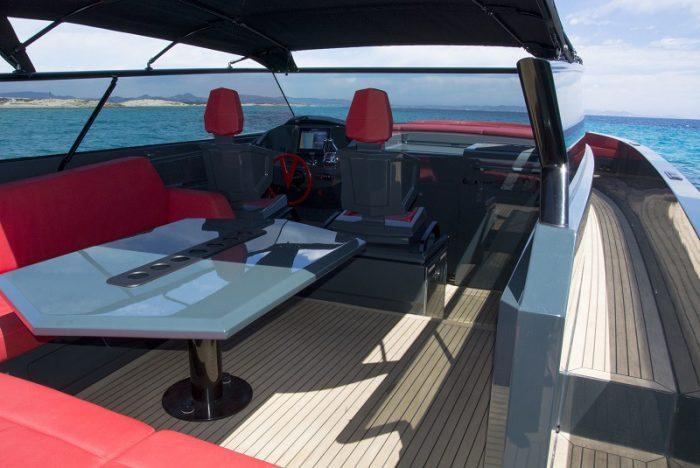 ibiza rent yacht luxury VANQUISH-VQ43 LADY THUNDER