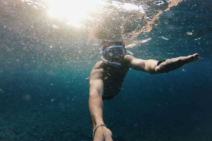 Discover diving in the sea of ​​Ibiza