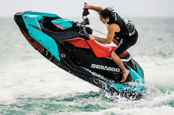 Seadoo Spark-TRIXX 120 in Ibiza