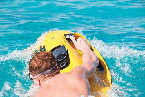 Seabob F5S rent in Ibiza