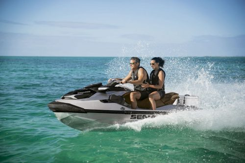 RENT Seadoo GTX-LTD-300 in Ibiza