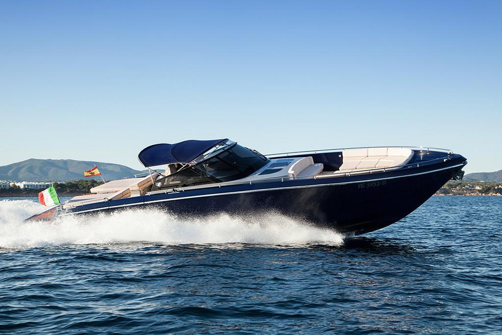 CNM CONTINENTAL 50 Yachts rental Ibiza