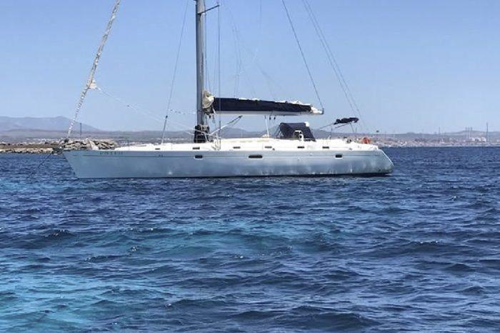 sailboat Beneteau Oceanis 50 Ibiza 7