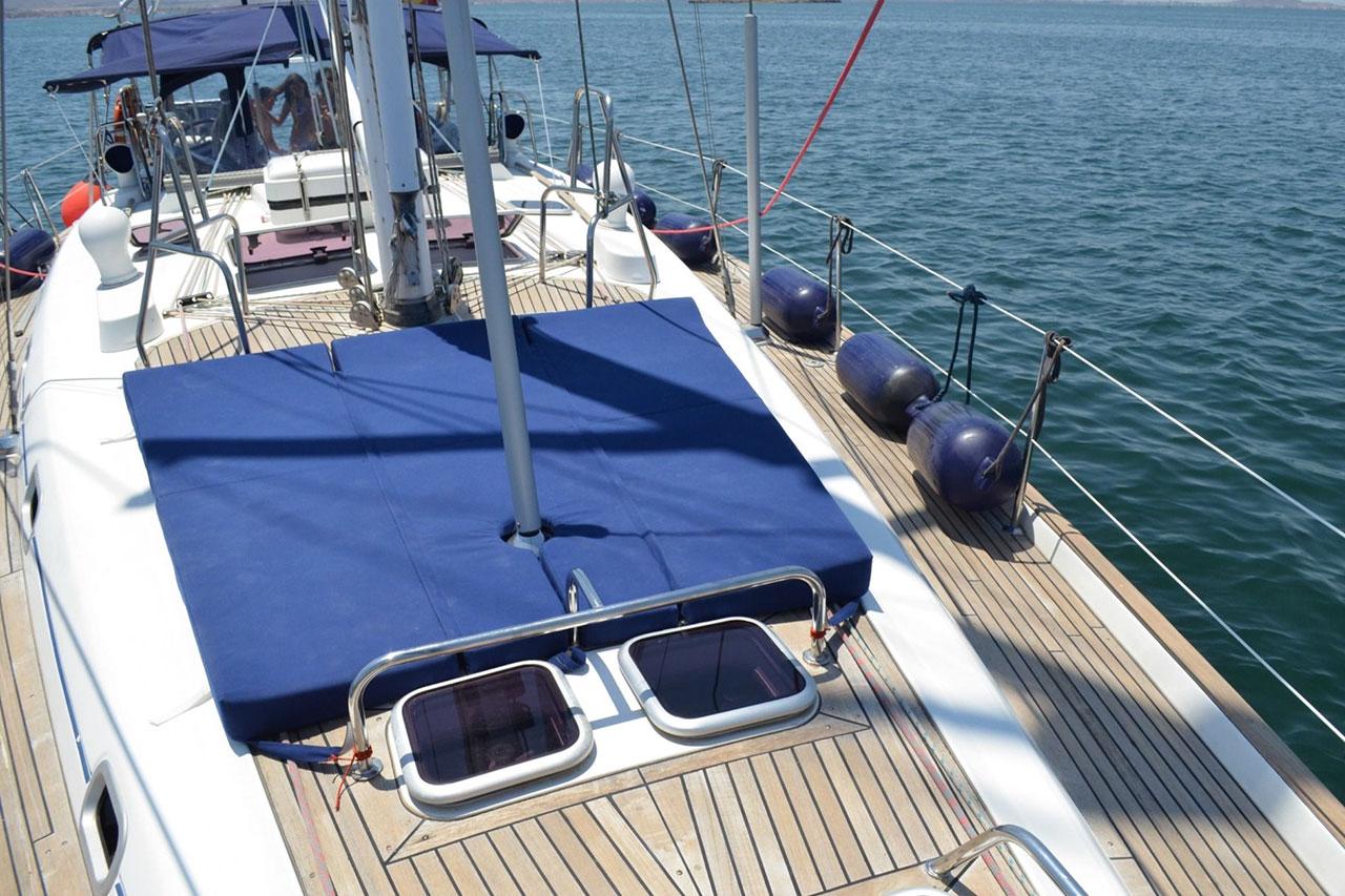 sailboat Beneteau Oceanis 50 Ibiza 2
