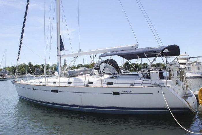 sailboat Beneteau Oceanis 50 Ibiza 6