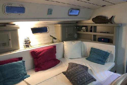 sailboat Beneteau Oceanis 50 Ibiza 3