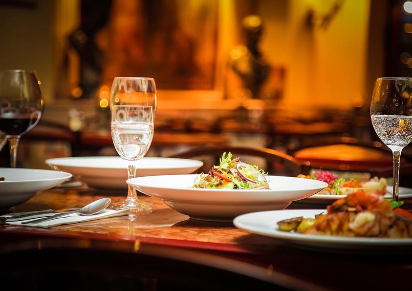 concierge reserve restaurant