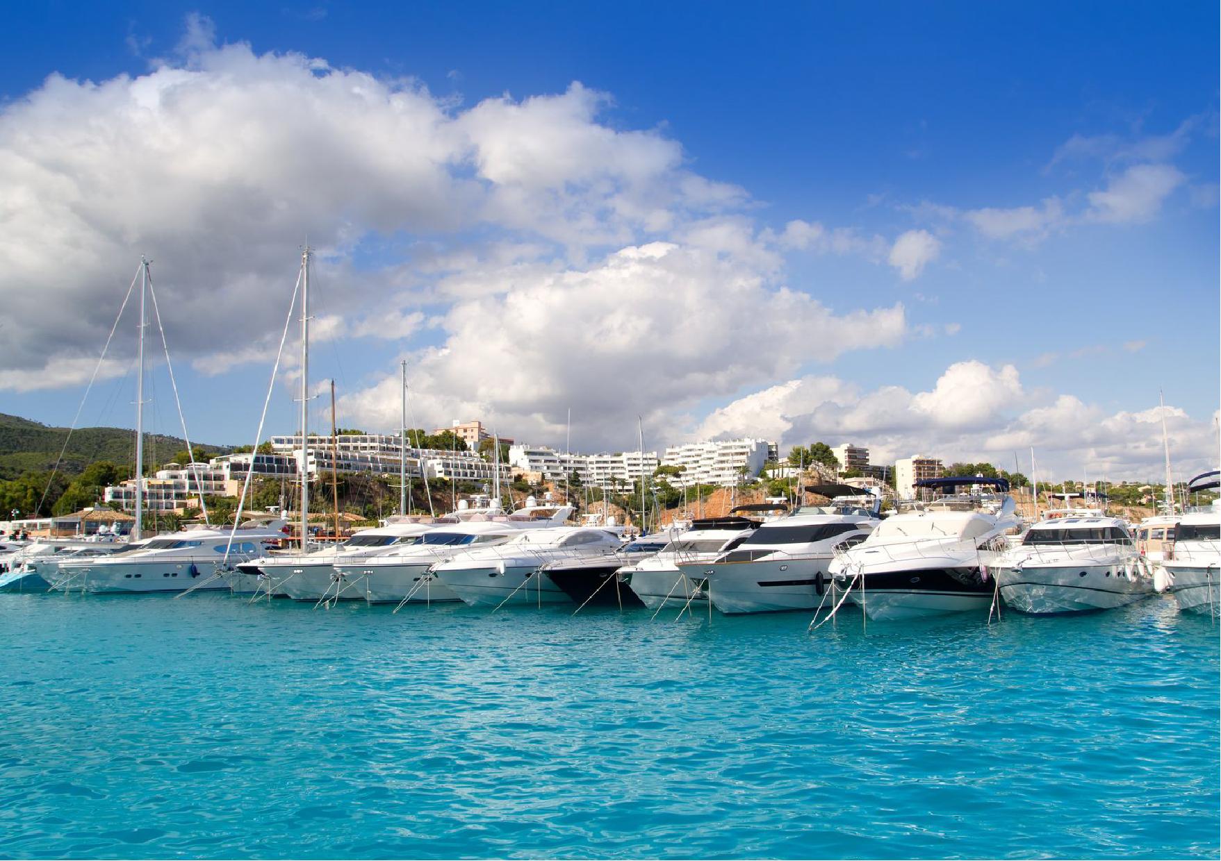 Excursions by boat 2019 from Santa Eulalia, Ibiza
