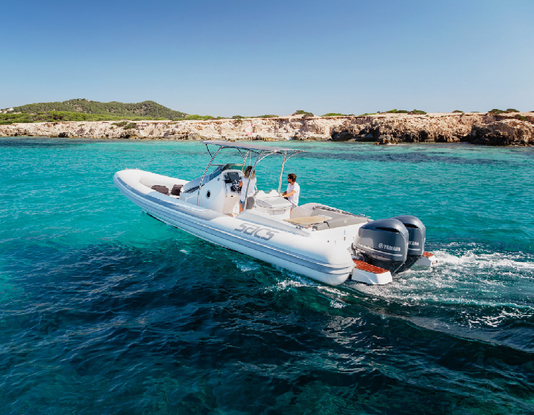 reserve your boat in ibiza spain