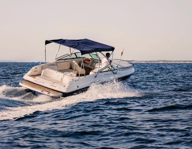 save money in reserve boat in ibiza