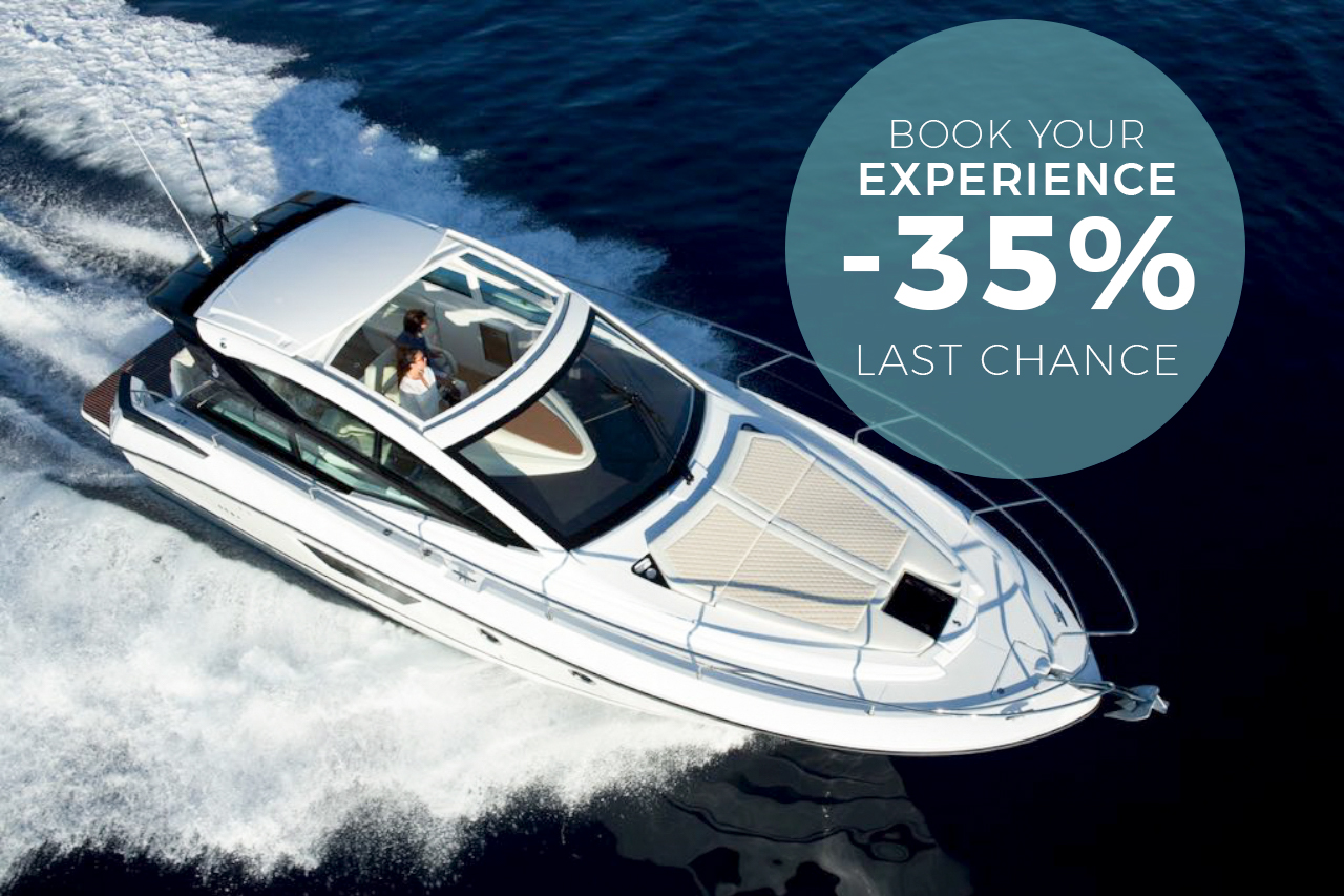 Book your boat offers Ibiza 2019